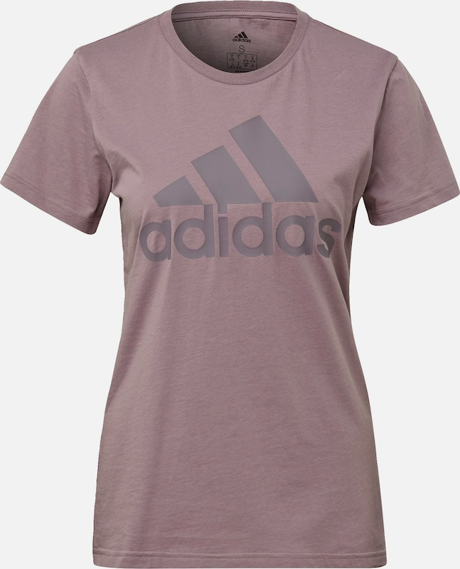 ADIDAS PERFORMANCE Funktionsshirt in flieder, Produktansicht