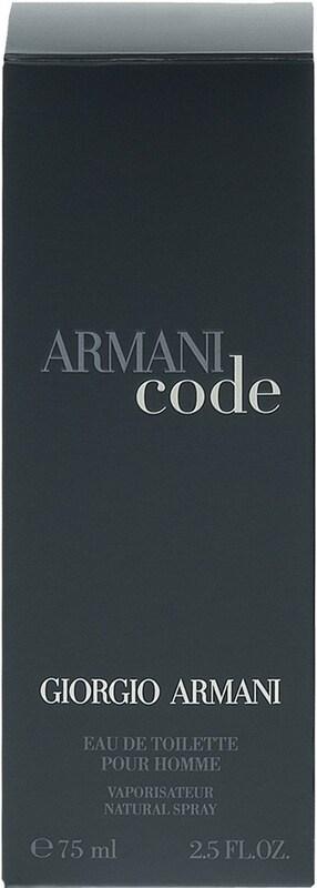 GIORGIO ARMANI 'Code Homme' Eau de Toilette