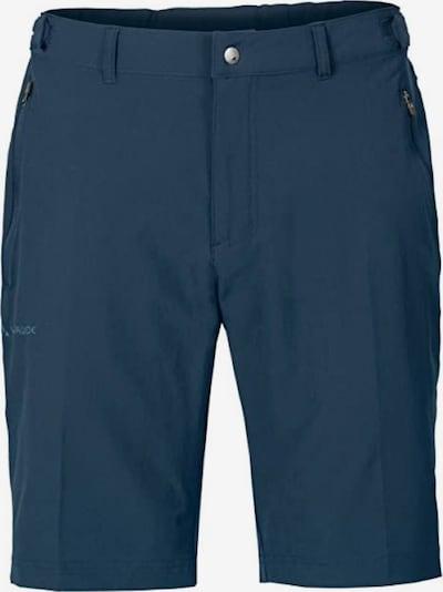 VAUDE Bermuda 'Farley Stretch' in blau, Produktansicht