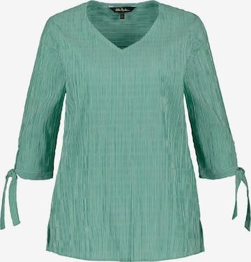 Tunique Ulla Popken en vert