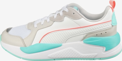 PUMA Sneakers Low in weiß: Frontalansicht