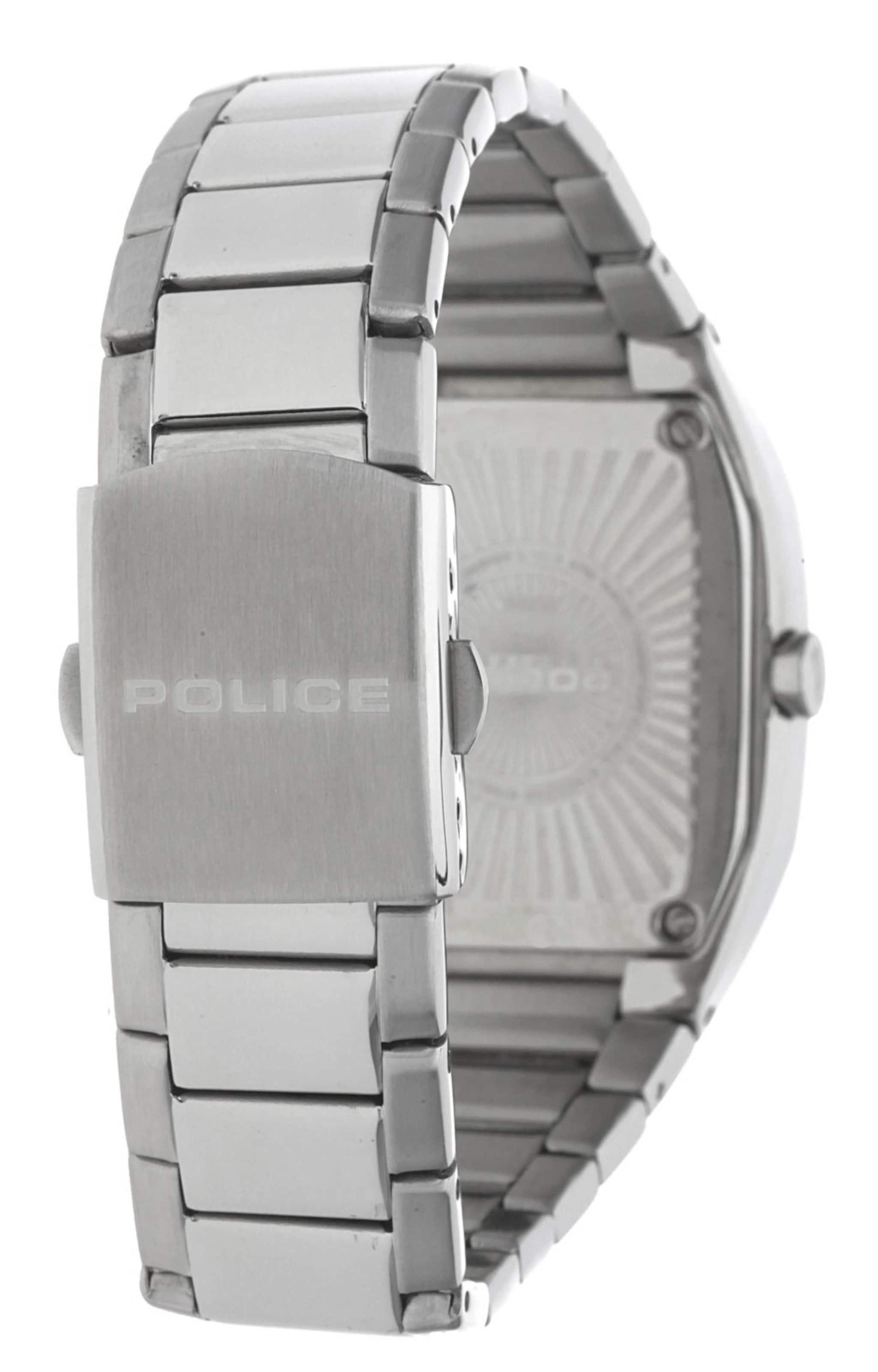 POLICE Armbanduhr Octane P12895LS-02M Extrem Online bOUKKMkl9D