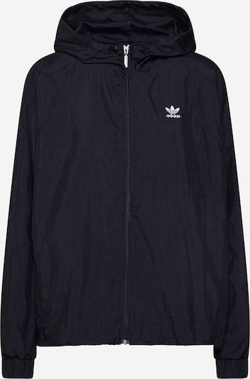 ADIDAS ORIGINALS Windbreaker in schwarz, Produktansicht