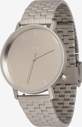 Komono Analogové hodinky 'LEWIS ESTATE' - stříbrná, Produkt