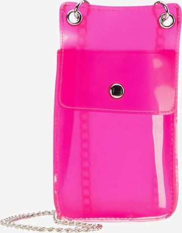 myMo ATHLSR Crossbody Bag in Pink