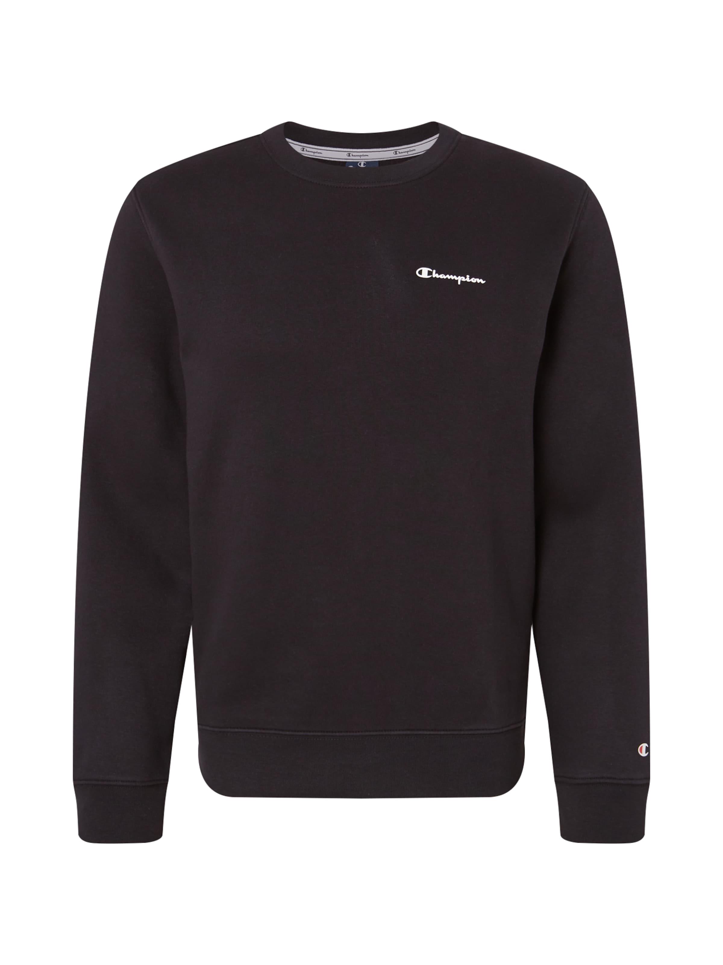 En Athletic Champion shirt Sweat Apparel Noir Authentic j4RL5A