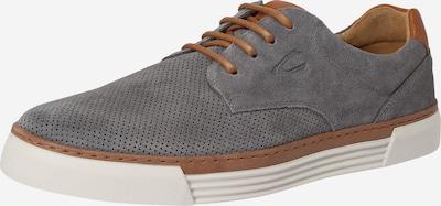 CAMEL ACTIVE Sportovní šněrovací boty 'Racket' - koňaková / světle šedá, Produkt