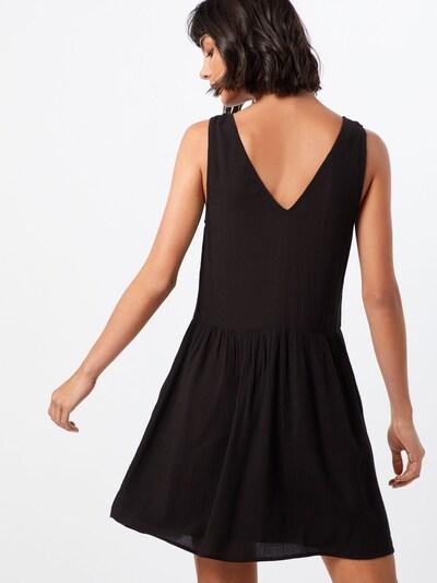 ABOUT YOU Šaty 'Mirell' - černá: Pohled zezadu
