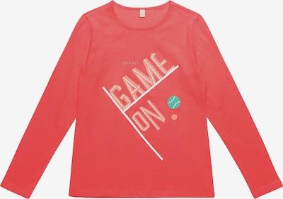 ESPRIT Langarmshirt in pink, Produktansicht