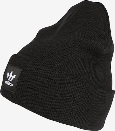 ADIDAS ORIGINALS Mütze in schwarz, Produktansicht