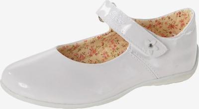 LICO Ballerina in weiß, Produktansicht