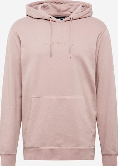 EDWIN Bluzka sportowa 'Katakana Felpa' w kolorze różowy pudrowym, Podgląd produktu