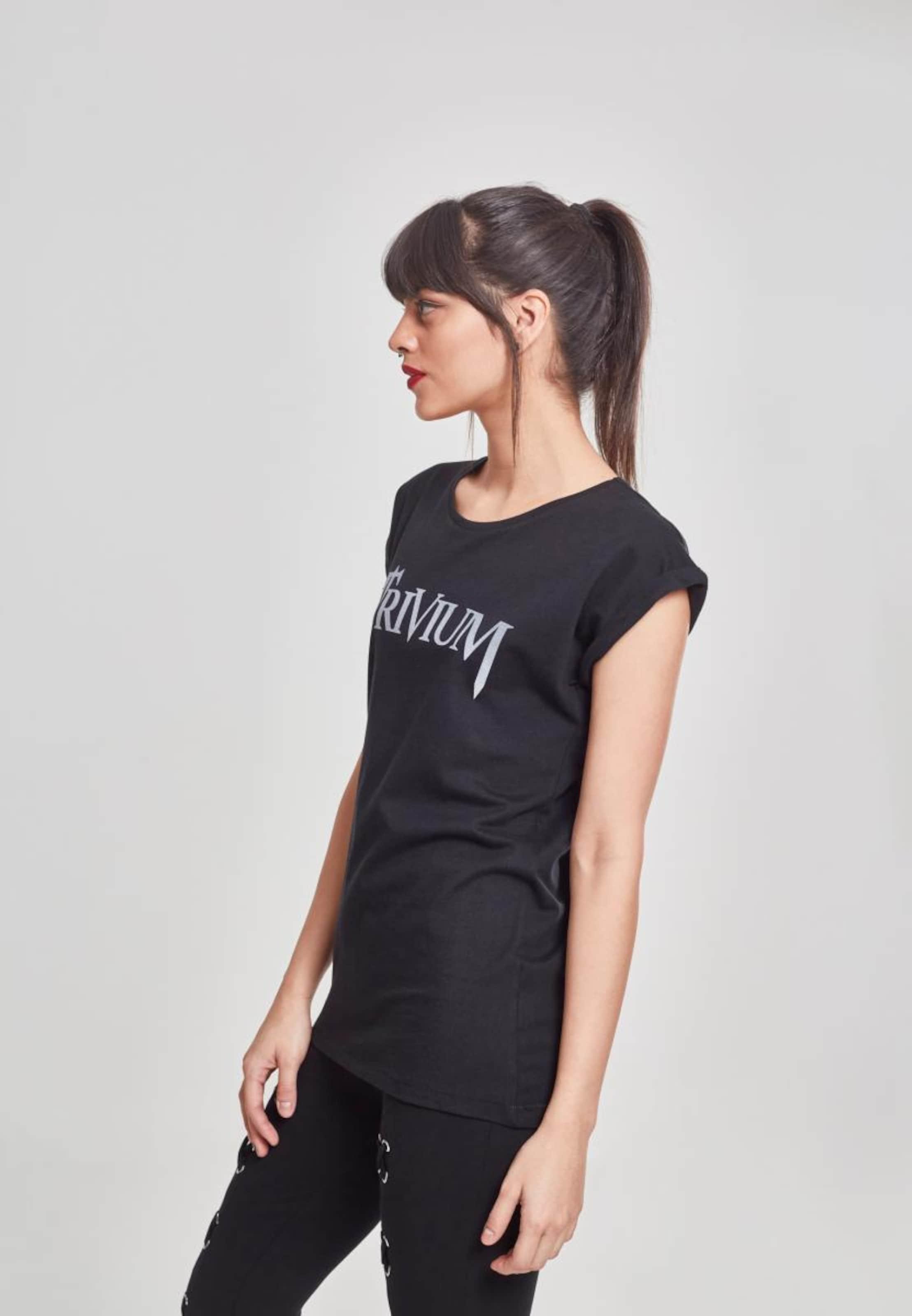 Merchcode 'trivium' In Schwarz T shirt WIEYH2D9