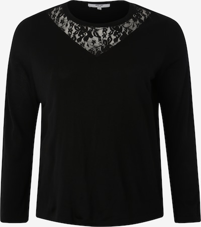 ABOUT YOU Curvy Trui 'Jasmina' in de kleur Zwart, Productweergave