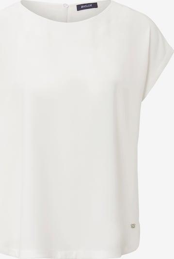 Basler Bluse in wollweiß, Produktansicht