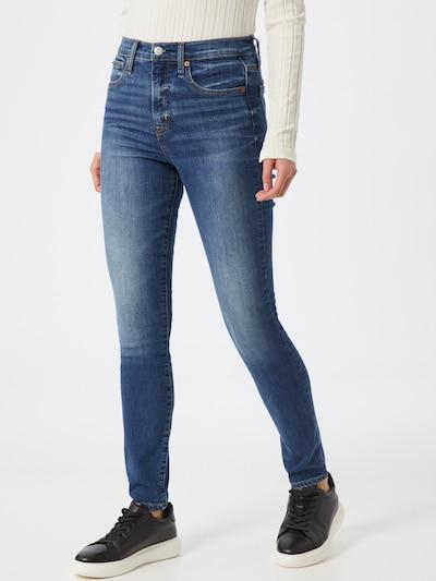 GAP Jeans 'CHARLOTTE' in blue denim: Frontalansicht