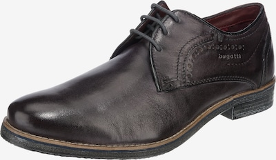 bugatti Schuhe in schwarz, Produktansicht