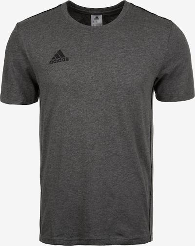 ADIDAS PERFORMANCE Shirt 'Core 18' in dunkelgrau, Produktansicht