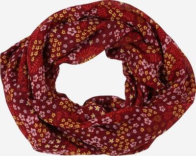 ESPRIT Masque en tissu 'PrinIn' en jaune / rose clair / rouge / rouge carmin, Vue avec produit