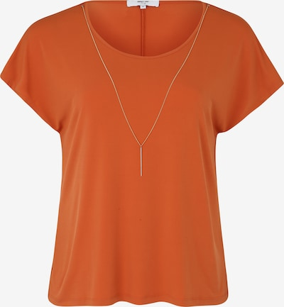 ABOUT YOU Curvy Bluse 'Mandy' in apricot, Produktansicht