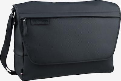 STRELLSON Umhängetasche 'Royal Oak Messenger XLHF' in schwarz, Produktansicht