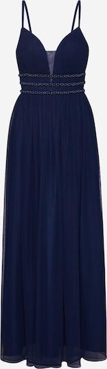 Laona Abendkleid in navy / hellblau / dunkelblau, Produktansicht