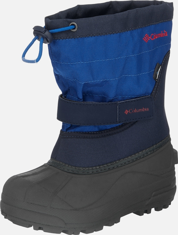 COLUMBIA Winterstiefel 'POWDERBUG PLUS II' in blau, Produktansicht