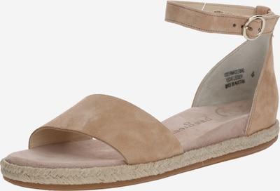 Paul Green Páskové sandály - světle béžová, Produkt