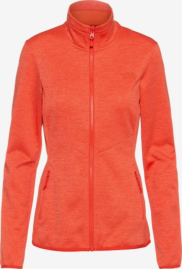 THE NORTH FACE Fleecejacke 'ARASHI III' in neonorange, Produktansicht