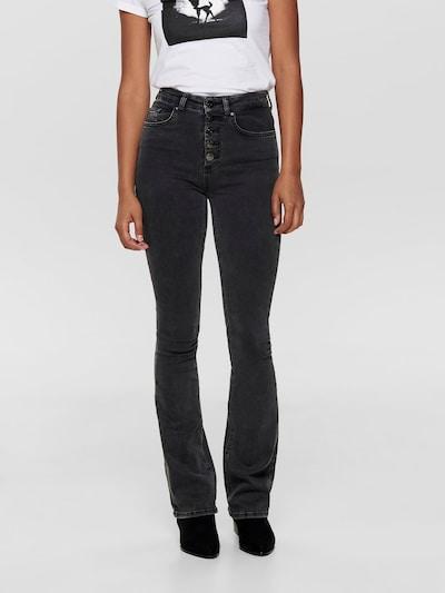 Jeans ONLY pe negru, Vizualizare model