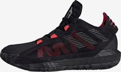 ADIDAS PERFORMANCE Chaussure de sport en vert clair / rouge néon / noir, Vue avec produit