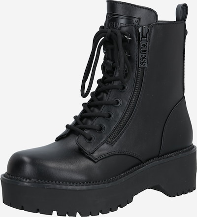 GUESS Lace-up bootie 'Tayte' in Black, Item view