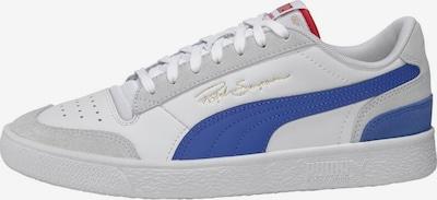 PUMA Sneaker 'Ralph Sampson Lo V' in blau / weiß: Frontalansicht
