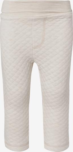 STERNTALER Stoffhose in weiß: Frontalansicht