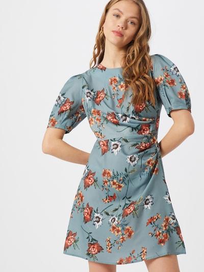 Boohoo Kleid in blau, Modelansicht