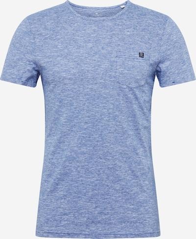 TOM TAILOR T-Shirt in marine / weiß, Produktansicht