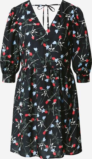Trendyol Letnia sukienka w kolorze ciemny niebieski / mieszane kolorym, Podgląd produktu