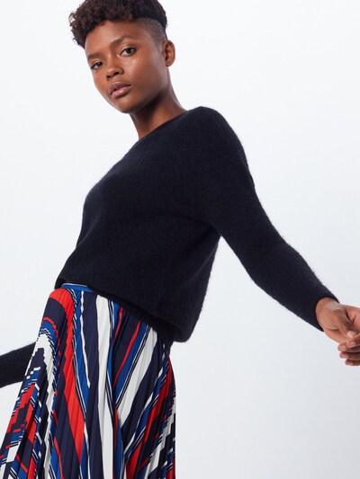 MOSS COPENHAGEN Pullover 'Femme Alpaca' in schwarz, Modelansicht