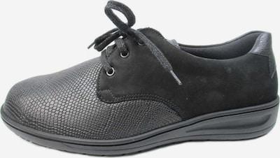SOLIDUS Schnürschuhe in schwarz, Produktansicht
