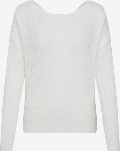Missguided Pullover 'crossback jumper' in weiß, Produktansicht