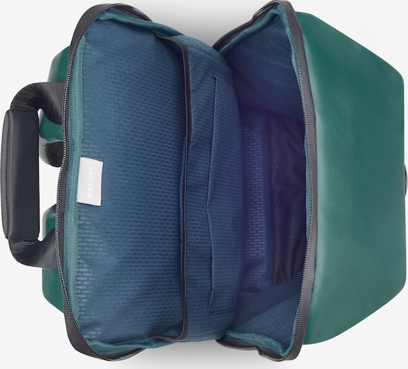 DELSEY Laptoptas in Turquoise p4ZVPVD7