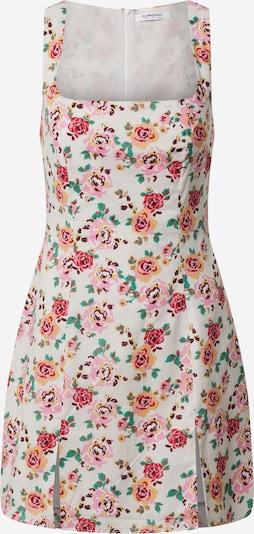 GLAMOROUS Kleid in pink / rosa / weiß, Produktansicht