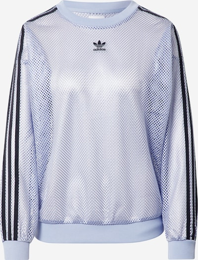 ADIDAS ORIGINALS Sweatshirt in flieder: Frontalansicht