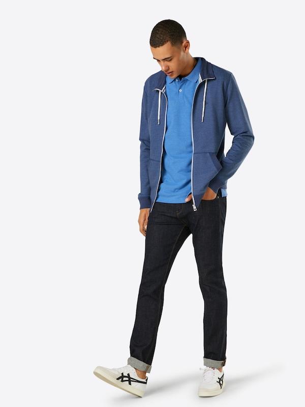 Mel' Blaumeliert Pi Esprit Poloshirt 'po 1RFtt8