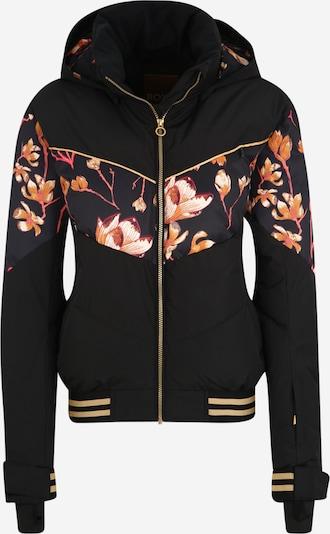 ROXY Sport-Jacke 'UMMIT' in rosa / schwarz, Produktansicht