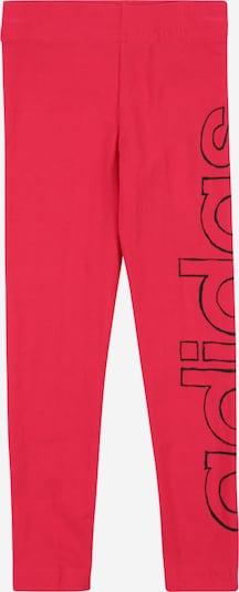 ADIDAS PERFORMANCE Sportbroek in de kleur Pink / Zwart, Productweergave