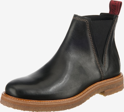 Marc O'Polo Chelsea Boots in schwarz: Frontalansicht