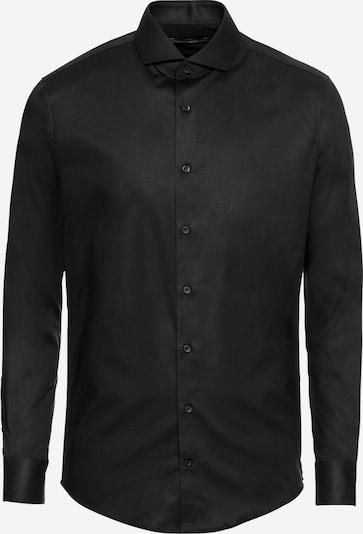 DRYKORN Hemd 'ELIAS' in schwarz, Produktansicht