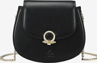 C'iel Satteltasche 'Lou' in schwarz, Produktansicht