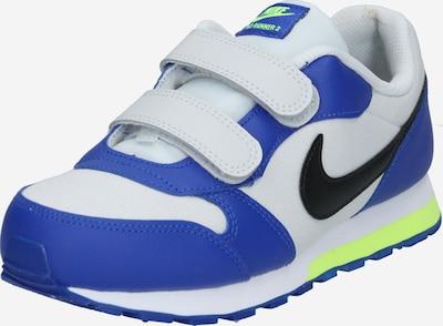 Sportbačiai 'Md Runner 2' iš Nike Sportswear , spalva - mėlyna / juoda / balta, Prekių apžvalga